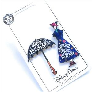 Mary Poppins Practically Perfect In Every Way Pin